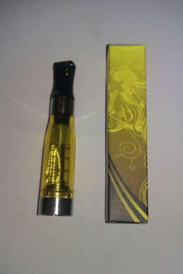 Clearomizer echomizér eGo CE4+ žlutý