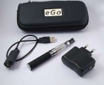 Zobrazit detail - Elektronická cigareta eGo-K 900 mAh CE4+