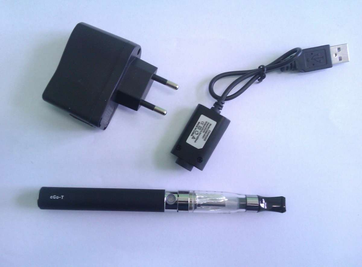 Elektronická cigareta eGo T CE4+ 1100 mAh 1 ks