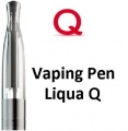 Zobrazit detail - Liqua Q Vaping Pen clearomizer 1,8ohm 2ml Black