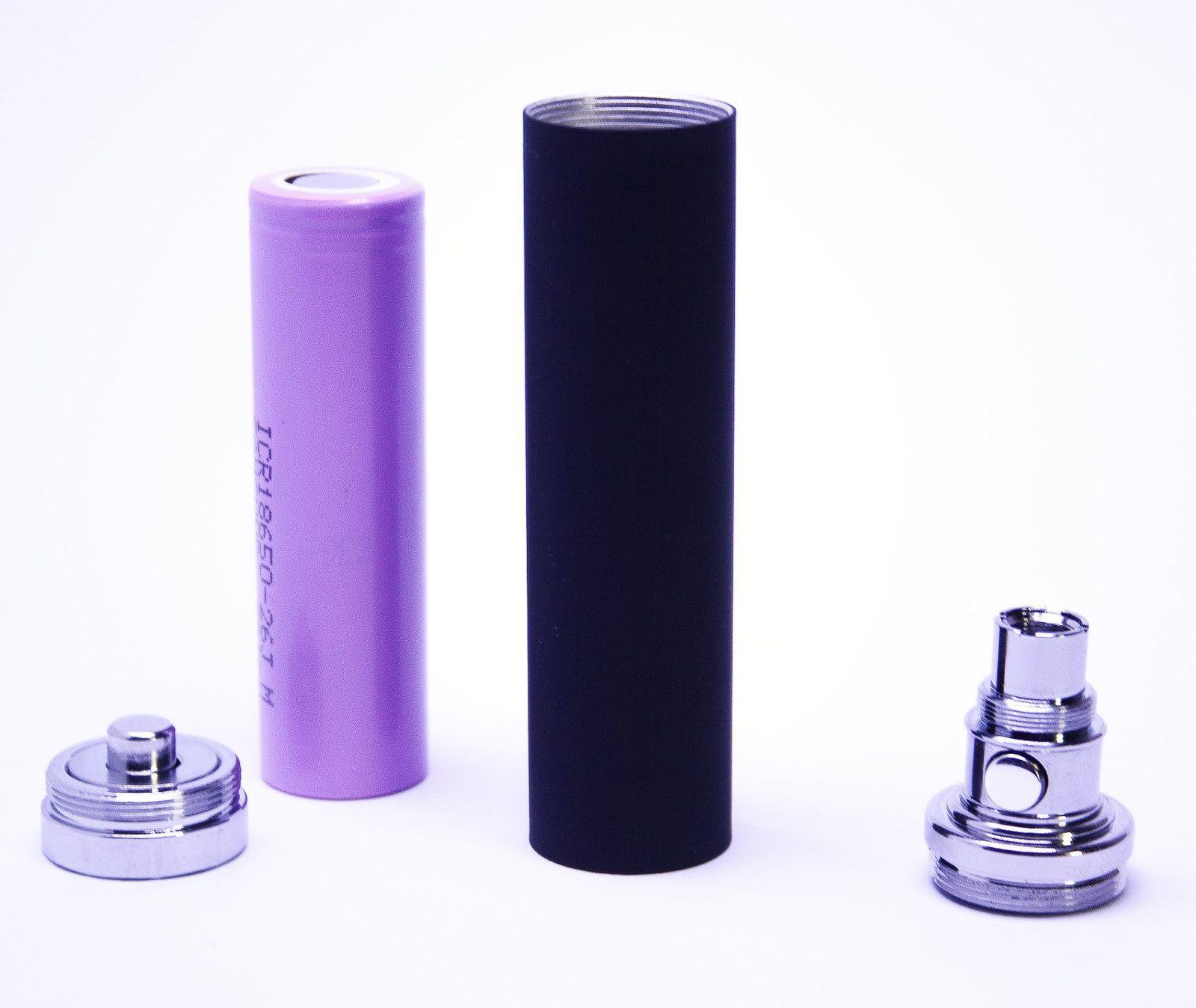 JomoTech 2600mah eGo Baterie Jomotech 18650 Grip