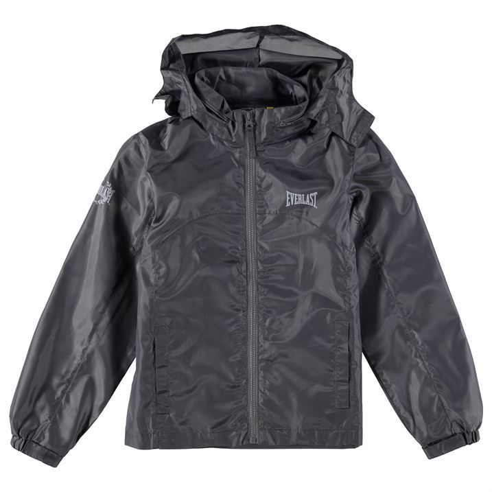 EVERLAST Everlast Lightweight Rain Jacket Junior Boys