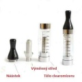 Clearomizer T2 2,4 ml