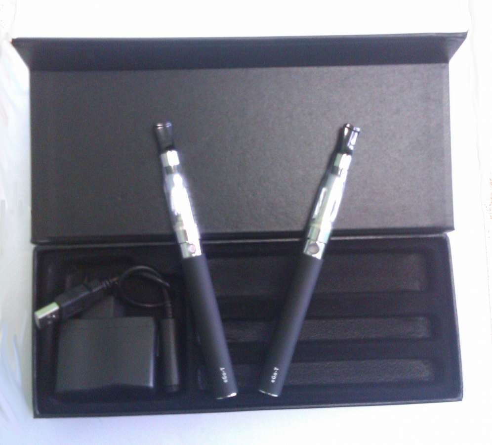 elektronická cigareta eGo-CE4 1100 mAh černá 2 ks