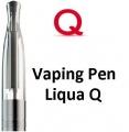 Liqua Q Vaping Pen clearomizer 1,8ohm 2ml Black Ritchy-Liqua